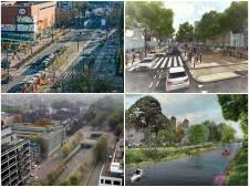 Steden leggen heilige koe aan banden: auto's moeten wijken voor fietsers en voetgangers