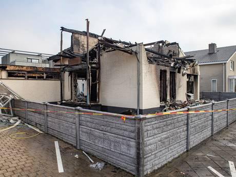 Eerste onderzoek naar brand Etten-Leur: Politie gaat uit van brandstichting