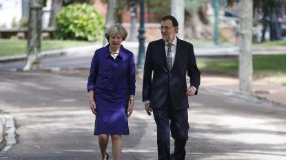 EU geeft Spanje vanwege Gibraltar vetorecht over brexit-overeenkomst