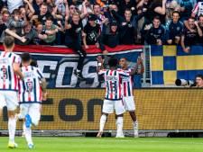 Willem II zit na topstart op een rood-wit-blauwe wolk: 'De trein dendert door'