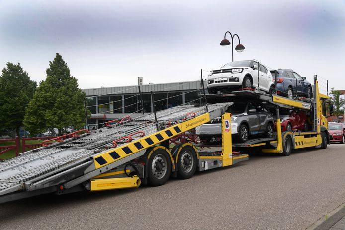 Het aantal importauto's in Nederland stijgt al jaren.