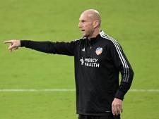 Jaap Stam en Kenneth Vermeer geven met FC Cincinnati zege uit handen tegen tien man in beladen derby