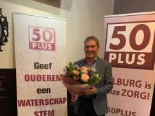 Henk van Tilborg voert opnieuw de lijst aan bij 50Plus in Tilburg