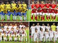 Bekijk hier alle 32 WK-selecties