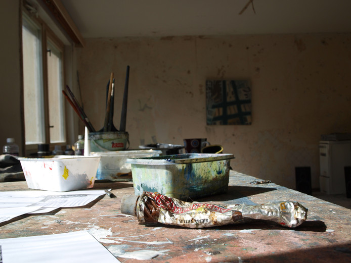 Atelier van Cecilia Rebergen