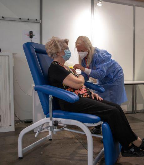 Trois millions de Belges ont reçu leur première dose de vaccin anti-Covid