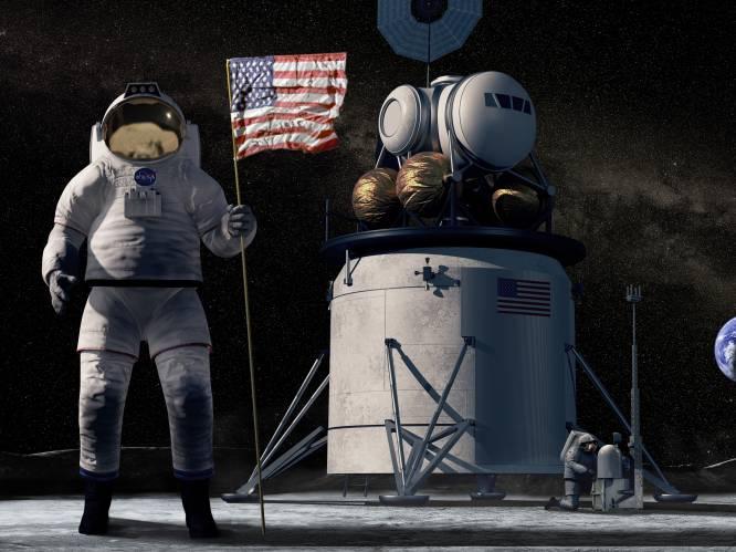De nieuwe Koude Oorlog lijkt te beginnen... op de maan