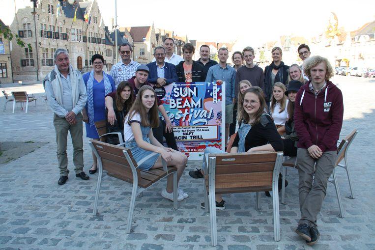 Diksmuide presenteert de 17de editie van Subeam op domein Zonnestraal