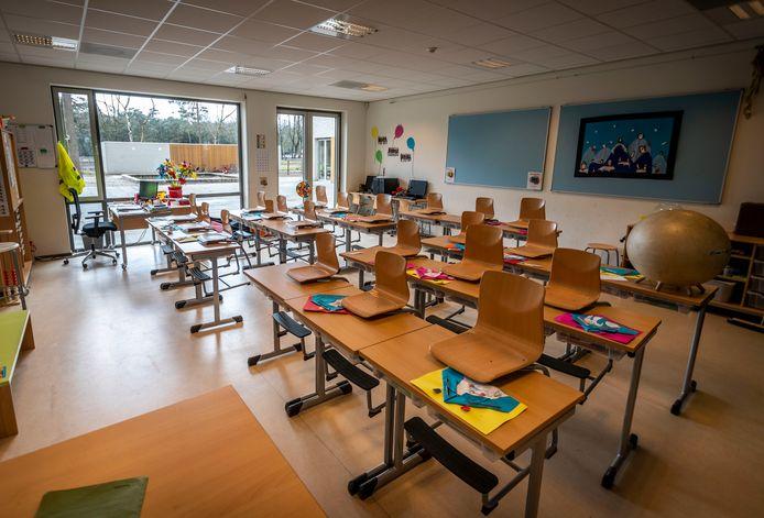 Nu de besmettingscijfers in de samenleving weer hoger zijn, zijn ook weer wat meer groepen op de basisschool in quarantaine.
