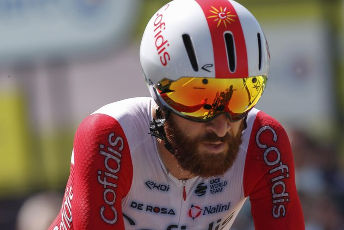Coup dur pour Simon Geschke, privé à la dernière minute de la course en ligne des JO.
