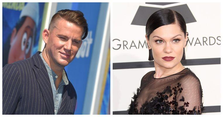 Channing Tatum en Jessie J