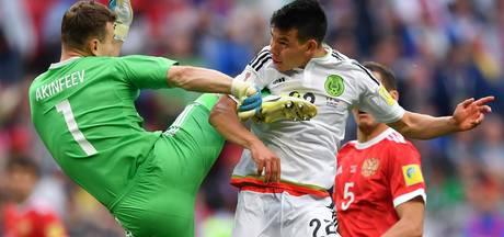 PSV-aanwinst Lozano: 'Hij zat erin, pijn maakt niet uit'