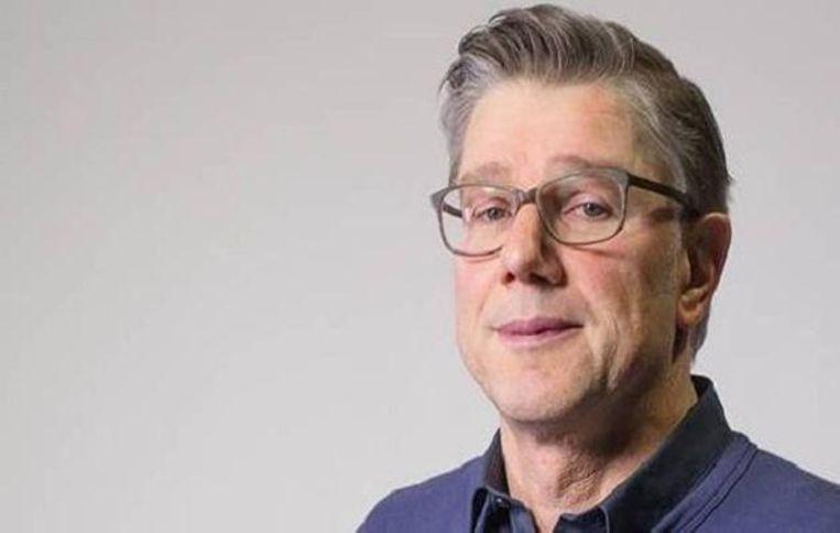 Jean Quatremer, EU-correspondent van 'Libération': 'Wij zijn als printmedia geen spiegel van de samenleving meer. Het Frankrijk van 2021 is reactionair.' Beeld DR