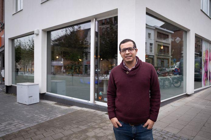 Nordine Loulidi opent donderdag Puñcho Tapas Bar  op de Vijfhoek.