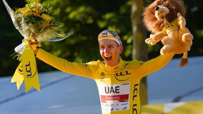 KOERS KORT. Tourwinnaar Pogacar laat Vuelta dan toch schieten