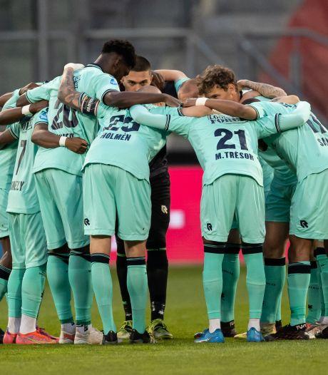 Nog 3 speelronden: Willem II en RKC blijven bibberen, hoe zien de restprogramma's eruit?