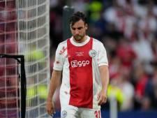 Tagliafico lijkt bij Ajax kind van de rekening te worden in concurrentiestrijd