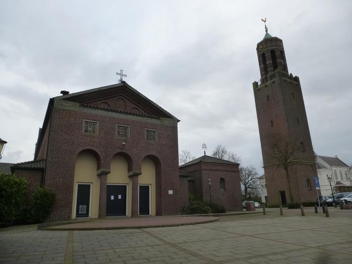 De St. Martinuskerk in Velddriel