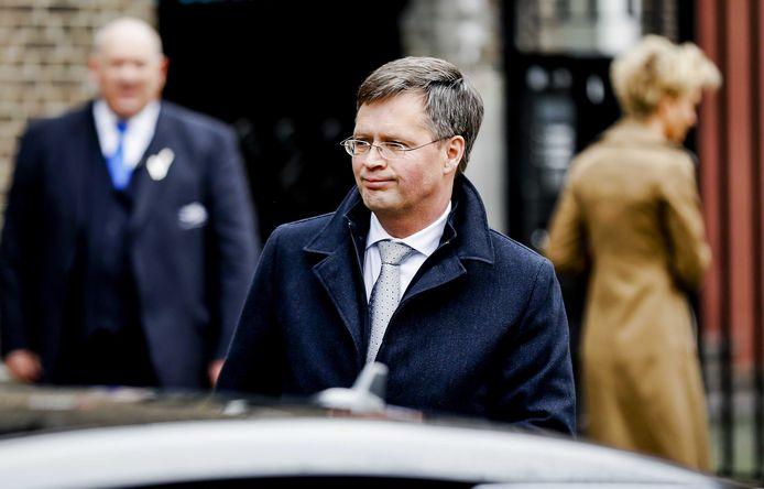 Oud-premier Jan Peter Balkenende.
