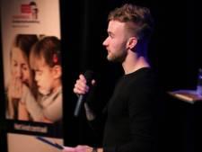 Jeroen 'breakdancete' zijn verleden doormidden en trapt de week tegen kindermishandeling af