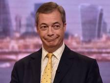 Nigel Farage transforme son Parti du Brexit en un parti anticonfinement