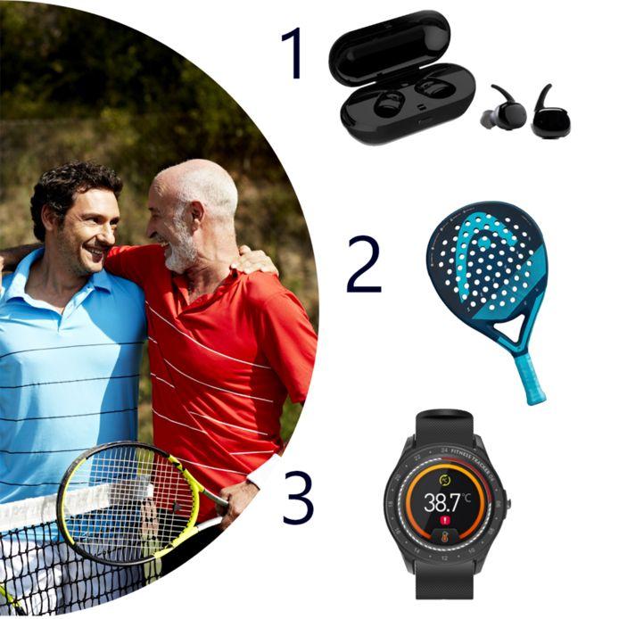 Stereoboomm Earbuds - Head Graphene 360 Zephyr Ultra Light -Sinj Smartwatch