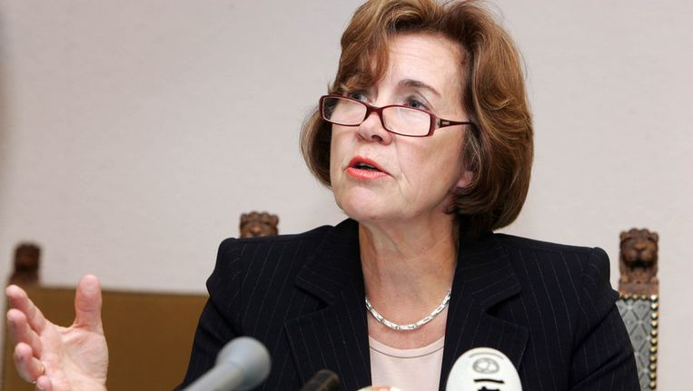 Oud-minister Tineke Netelenbos Beeld ANP