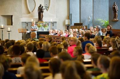 Heilige Maria Magdalena naam fusieparochie Prinsenbeek