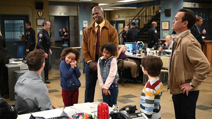 Seizoen 7 van Brooklyn Nine-Nine is vanavond omo 19.30 uur te zien op Comedy Central.