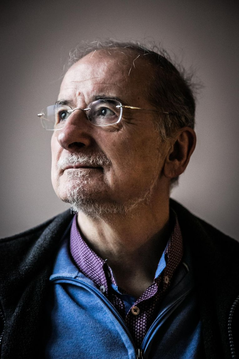 Johan Leman. Beeld Bas Bogaerts