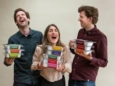 Maarten haalt via tv-programma Dragons Den 300.000 euro binnen voor bedrijf in plantaardige maaltijden