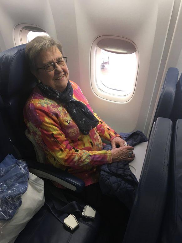 Moemoe op reis naar New Orleans.