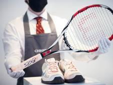 Roger Federer met aux enchères ses anciens équipements pour la bonne cause