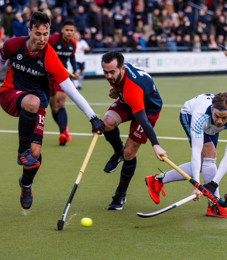 Tilburg hekkensluiter af na gelijkspel tegen Klein Zwitserland
