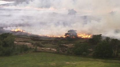 IN KAART: In deze natuurgebieden is er groot brandgevaar