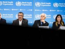 """La pandémie est """"loin d'être terminée"""", selon l'OMS"""