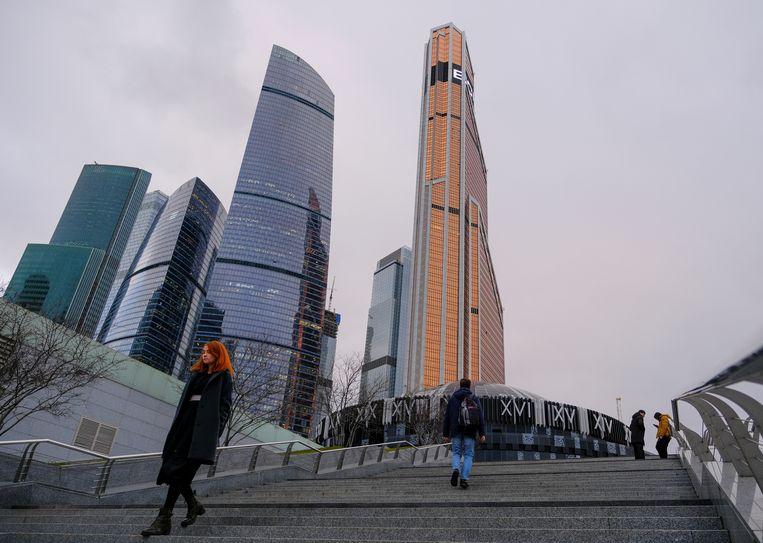 Familieleden van Syrische president Assad brengen deel fortuin onder in Moskou - Volkskrant