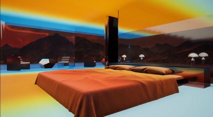 """Mars House"""