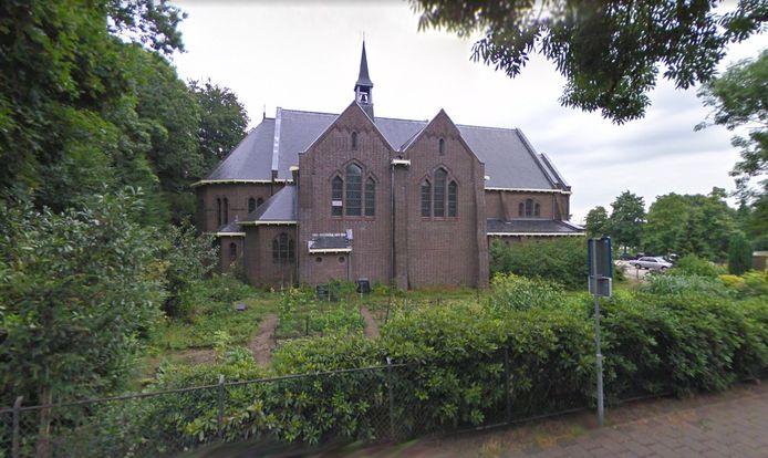 De Onze Lieve Vrouw Ten Hemelopnemingkerk in Renkum, ook wel bekend als de Mariakerk.