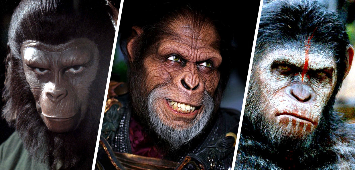 Planet of the Apes Beeld rv