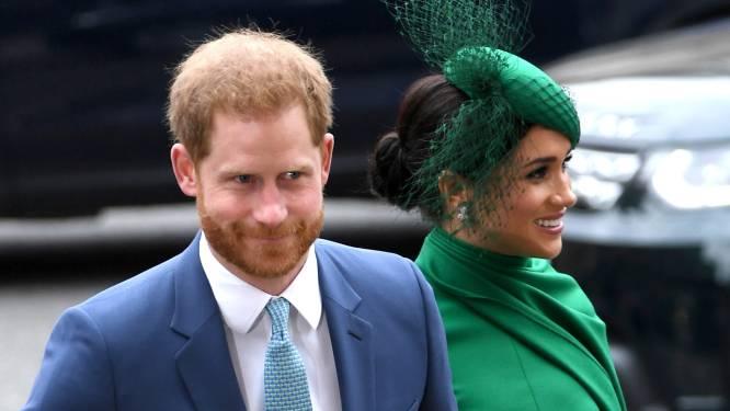 """Merendeel van Britten vindt dat Harry en Meghan koninklijke titels moeten afgeven: """"En ze moeten zwijgen over politiek"""""""