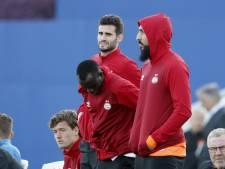 Gastón Pereiro wil het liefst in Europa blijven voetballen