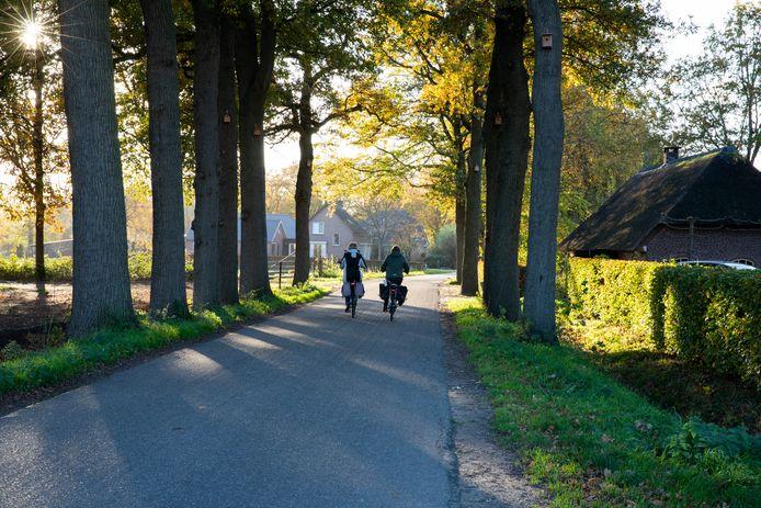 Biezenmortel is een van de dorpen die een nieuwe woonwijk tegemoet kunnen zien.