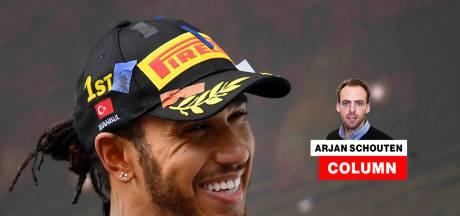 Waarom de Formule 1 gebaat is bij de val van Lewis Hamilton