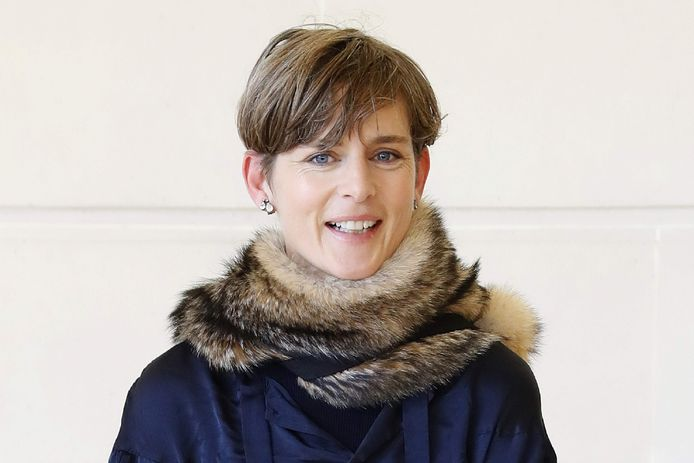 Stella Tennant in 2016.