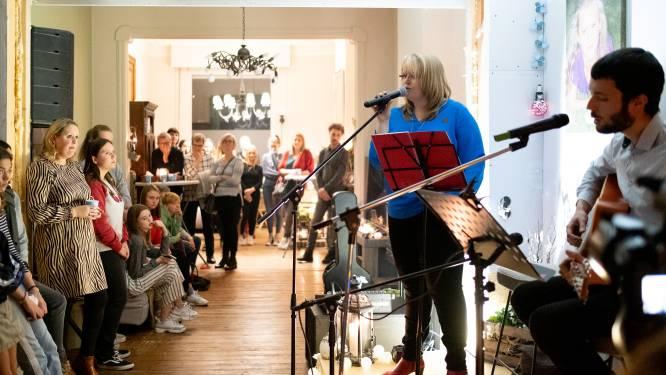 Concert zoekt huiskamer