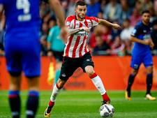 PSV'er Pereiro voor het eerst opgeroepen voor nationale ploeg van Uruguay