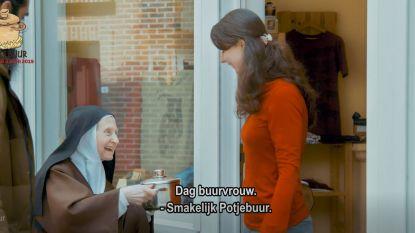VIDEO. Kloosternonnen en vluchtelingen doen straks mee aan 'Potjebuur': lekkers delen met de buren