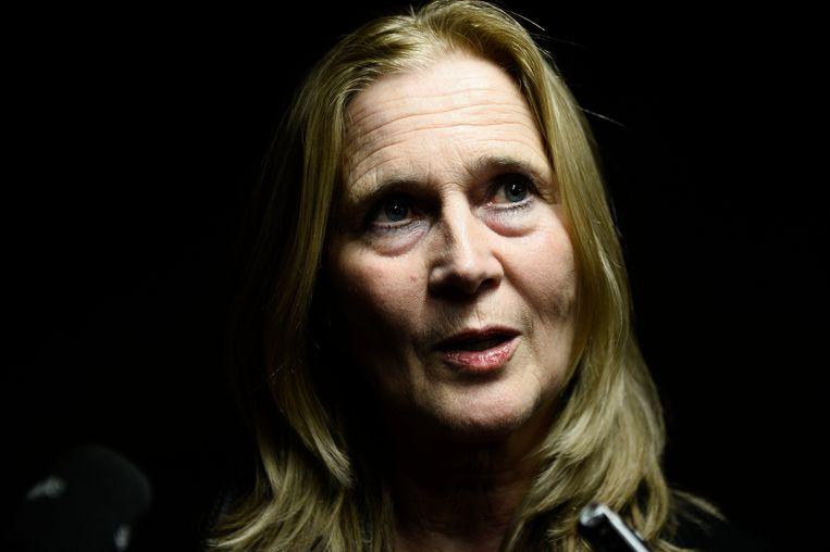 Dichteres Katarina Frostenson. Beeld EPA