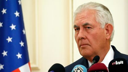Tillerson wil dat Iraanse milities vertrekken uit Irak